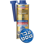 תוסף לדלק ולסולר GOLD LABEL